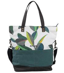 Rip Curl ženska torbica Palm Bay Tote, zelena