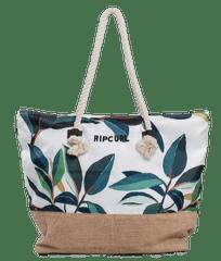 Rip Curl ženska torbica Palm Bay Tote, bijela