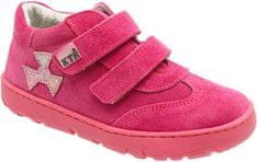 KTR kožne cipele za djevojčice 190/1/V/EKO/KTR/RUZ