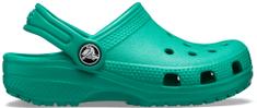 Crocs natikače za djecu Classic Clog K Deep Green 204536-3TJ