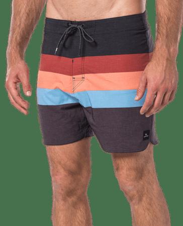Rip Curl moške kopalne kratke hlače Retro Sorbet (40,64 cm/16''), 32, večbarvne