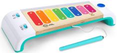 Hape Baby Einstein drewniana zabawka muzyczne cymbałki Magic Touch