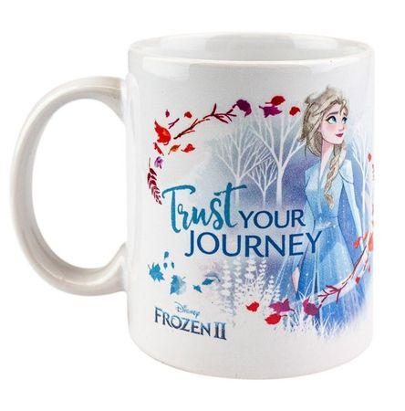 Pyramid Frozen II skodelica, Trust Your Journey