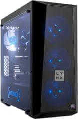 LYNX Grunex ProGamer AMD 2020, čierna (10462596)