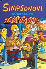 Matt Groening: Simpsonovi - Komiksová zašívárna