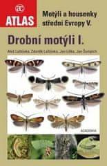 Zdeněk Laštůvka: Motýli a housenky střední Evropy V. - Drobní motýli I.