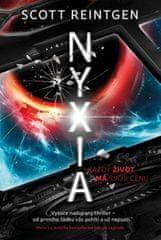 Scott Reintgen: Nyxia