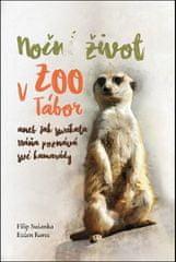 Filip Sušanka: Noční život v ZOO Tábor aneb jak surikata Máňa poznává své kamarády