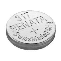 Renata gumb baterija - 317