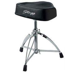 Stagg Stolička k bicím , DT-220RM, stolička k bicím