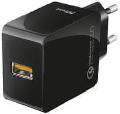 TRUST Wall USB Charger QC3.0 18 W 21818