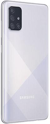 Samsung Galaxy A71, dlhá výdrž, vysoká kapacita batérie, rýchle nabíjanie
