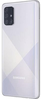 Samsung Galaxy A71, čítačka odtlačkov prstov v displeji, zabezpečenie, komfort, odomykanie odtlačkom prstov