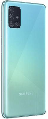 Samsung Galaxy A51, dlhá výdrž, vysoká kapacita batérie, rýchle nabíjanie