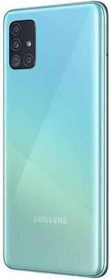Samsung Galaxy A51, čítačka odtlačkov prstov v displeji, zabezpečenie, komfort, odomykanie odtlačkom prstov