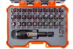 Tactix Sada bitů v plastovém boxu, 32 ks - TC419832P | Tactix