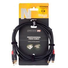 Stagg Rozbočovací kábel , NTC2CMCFR