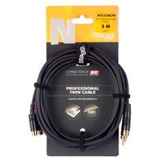 Stagg Rozbočovací kábel , NTC3CMCFR