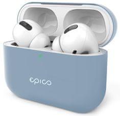 EPICO Epico Silicone Cover silikonska zaštita za AirPods Pro (9911101600011), svijetlo plava