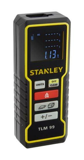 Stanley Laserový dálkoměr 30m TLM99 STHT1-77138