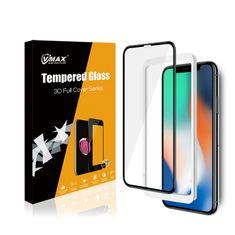 VMAX 3D Extra ochranné sklo pro iPhone X