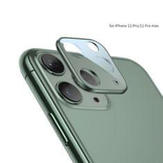VMAX Ochranné sklíčko na zadní kameru iPhone 11 PRO/11 PRO MAX (Midnight Green)