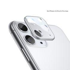 VMAX Ochranné sklíčko na zadní kameru iPhone 11 PRO/11 PRO MAX (Silver)
