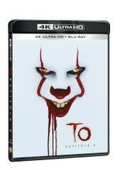 TO Kapitola 2 (2 disky) - Blu-ray + 4K Ultra HD