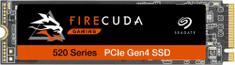 Seagate FireCuda 520, M.2 – 1 TB