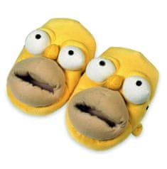 The Simpsons Papuče Simpsons - Homerova hlava Velikost: 33-36