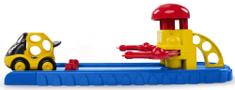 Oball Go Grippers™ játékautó indítórámpával, 18 hó+