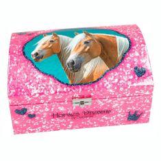 Horses Dreams Ékszerdoboz , Legjobb barátok, rózsaszín