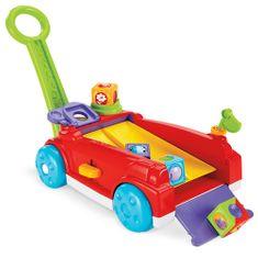Mattel Wózek sześcianowy Mattel, 4 kości - muzyczna zabawka