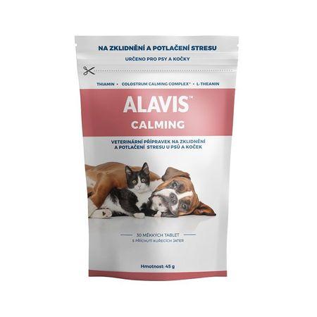 Alavis Calmin kutyáknak és macskáknak 45g (30tbl)