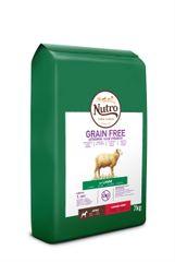 Nutro Grain Free granule s jahňacím pre dospelých psov malých plemien 7 kg
