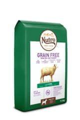 Nutro Grain Free granule s jahňacím pre dospelých psov 11,5 kg