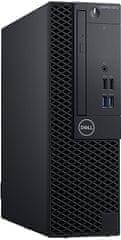 DELL OptiPlex 3070 SFF, čierna (3070-5520)