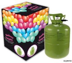 Hélium Ballon Time do balónikov - jednorazová nádoba 250 l