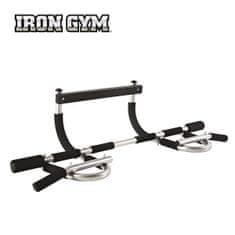 Iron Gym samodržiaca dverová hrazda Max