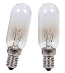 HQ žarnica za napo, E14, 25 W, 2 kosa