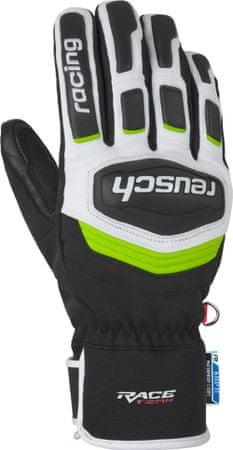 Reusch Race Training R-Tex XT smučarske rokavice, 10,5, črne/bele