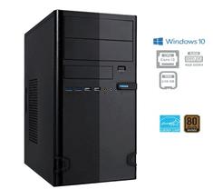 PCplus namizni računalnik e-office i3-8100/4GB/SSD240GB/W10P (137585)