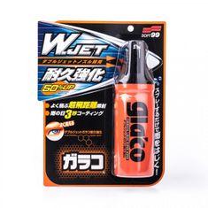 """SOFT99 Glaco """"W"""" Jet Strong - Tekuté stěrače 180 ml"""