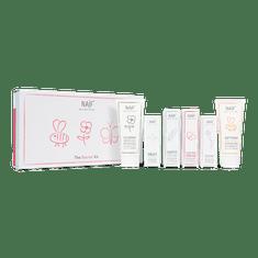 NAIF Startovací set kosmetiky pro děti a miminka 6ks