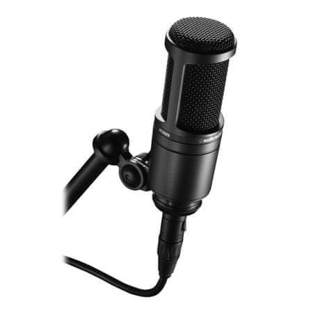 Audio-Technica AT2020 mikrofon, XLR