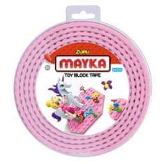 Zuru Lego taśma , Mayka, 2 m, różowy