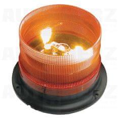 CarPoint Maják výstražný stroboskopický - oranžový 12V 500W