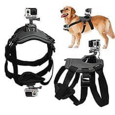 SJCAM prsni nosač kamere za psa, za SJCAM/GoPro