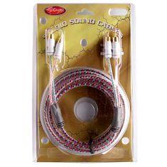Stagg Dvojitý kábel , Dĺžka 3,5 m