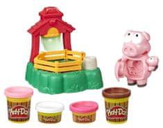 Play-Doh staja s prascima